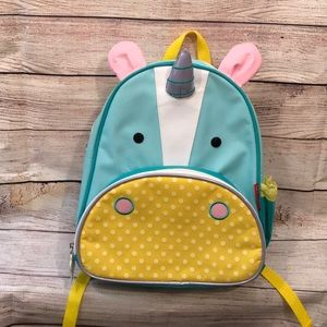 Skip Hop Unicorn Backpack 💗🎀